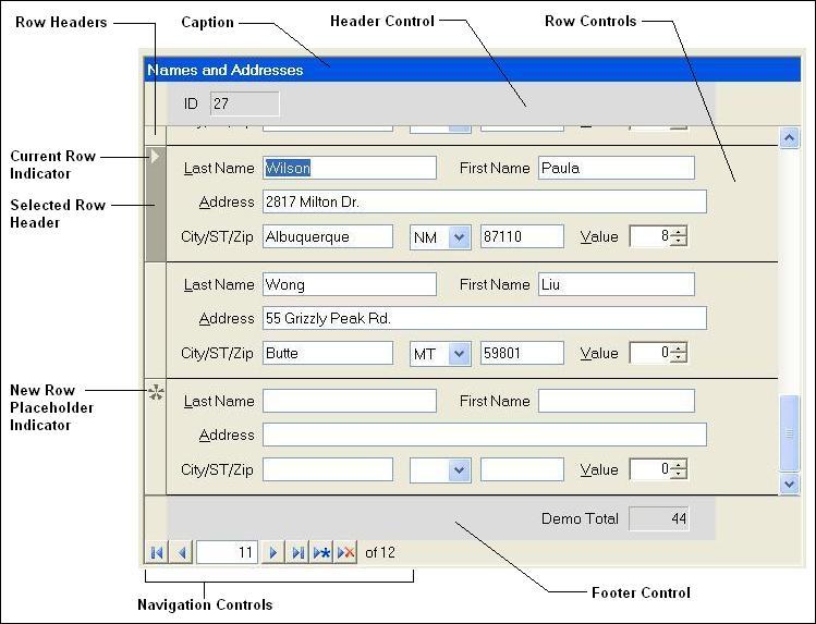 DataList Control Tutorial